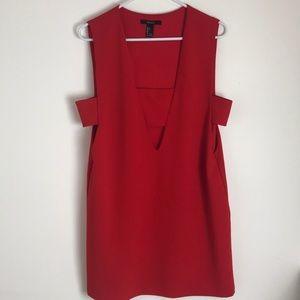 Forever 21 Red Short Dress